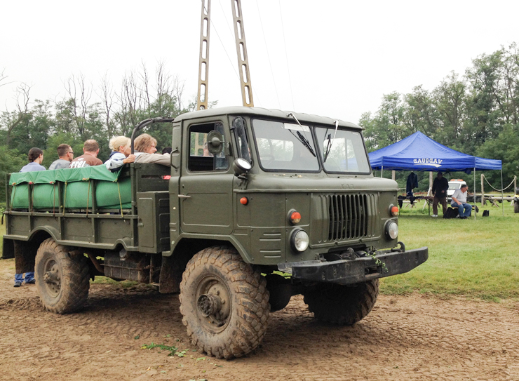 GAZ66-SAFARI